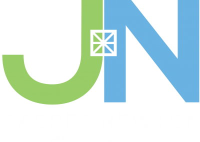JNF Logo white words