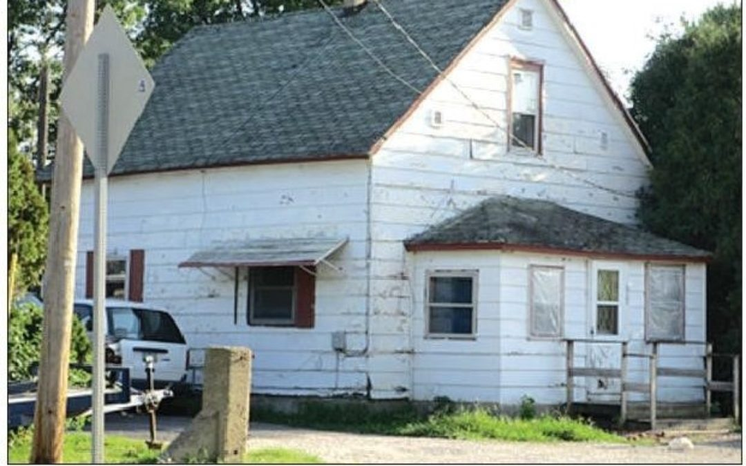 Former One-Room School Buildings are Disappearing