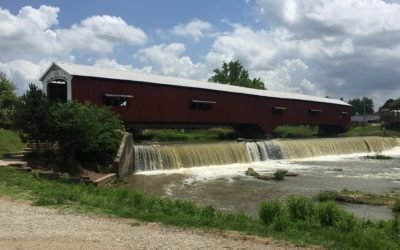 Not in Jasper County: Covered Bridges